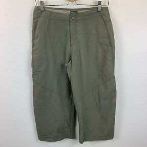 Royal Robbins Womens Outdoor Crop Capri Pants